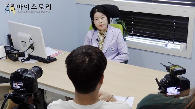 강남심리치료센터, KBS 속보이는 TV 인사이드 촬영