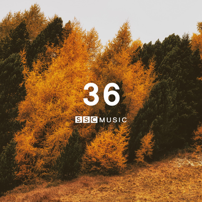 SSC MUSIC : 36TH TRACKLIST