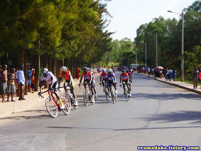 자전거 세계여행 ~2654일차 : 키갈리에서의 이모저모