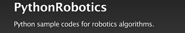 PythonRobotics