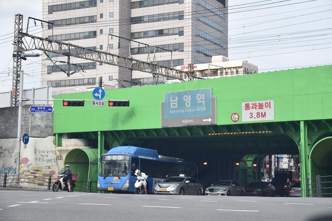 서울로 7017 주차 + 서울스퀘어 주차장