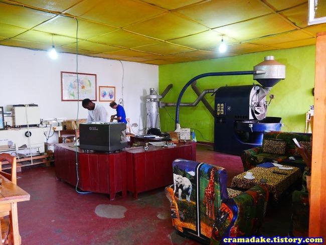 [르완다 카페] 카페 코넥시온(Cafe connexion, Butare, Rwanda)