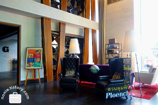 방콕 숙소 추천 호텔! 호텔 인디고 방콕 와이어리스 로드