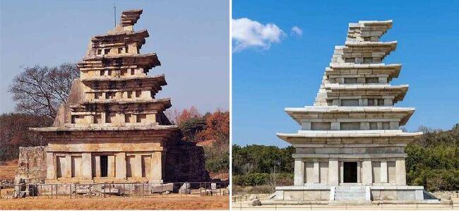 1830톤, 1627개, 81%…숫자로 본 미륵사지석탑 복원