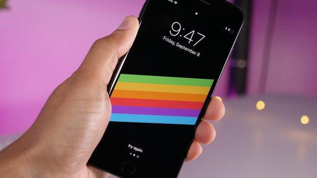 iOS 11 GM 버전에서 공개된 새로운 배경화면..