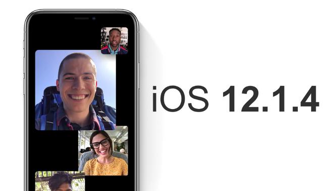 아이폰/아이패드 'iOS 12.1.4' 공식 배포. 무엇이 바뀌었나?