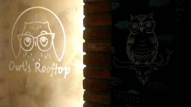 [홍대]옥탑방 부엉이(Owl's Rooftop) - 임은솔 밴드 공연