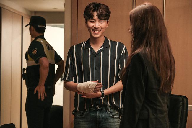 OCN 오리지널 '보이스2'의 골든타임팀 천재해커 진서율은 누구? 김우석, 2018년 가장 주목할 신예 배우!