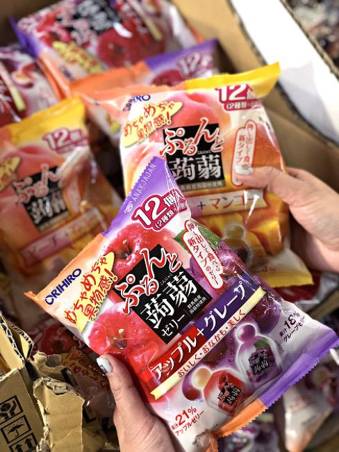 저칼로리 일본 곤약젤리 파는곳 저렴하게 직구 인기상품