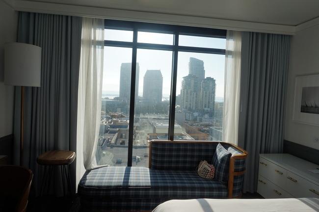 미국 샌디에고 여행 호텔 호캉스 후기 (펜드리 호텔, PENDRY HOTEL)