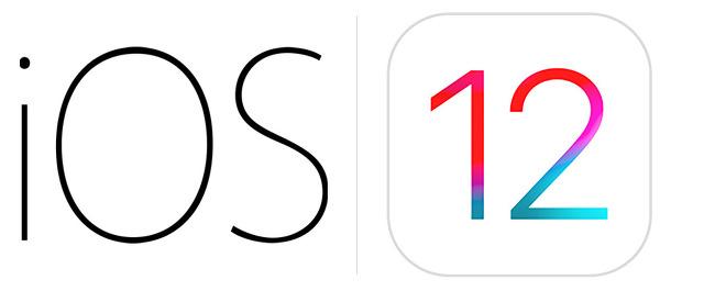 애플 iOS 12 소프트웨어 업데이트