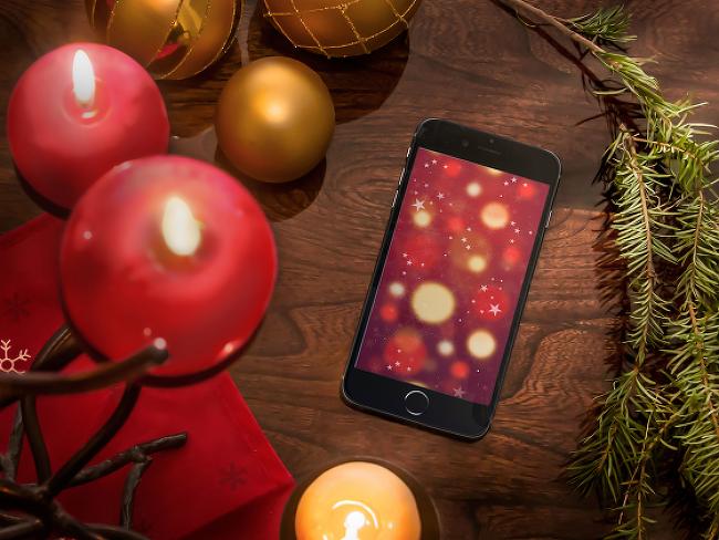 iDB 이번주 아이폰 배경화면 : 크리스마스