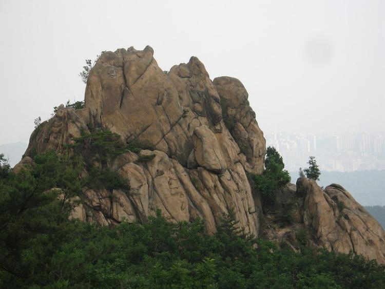 [관악산 등산코스] 관악산의 오지탐험 등산코스 제4탄-삼성산