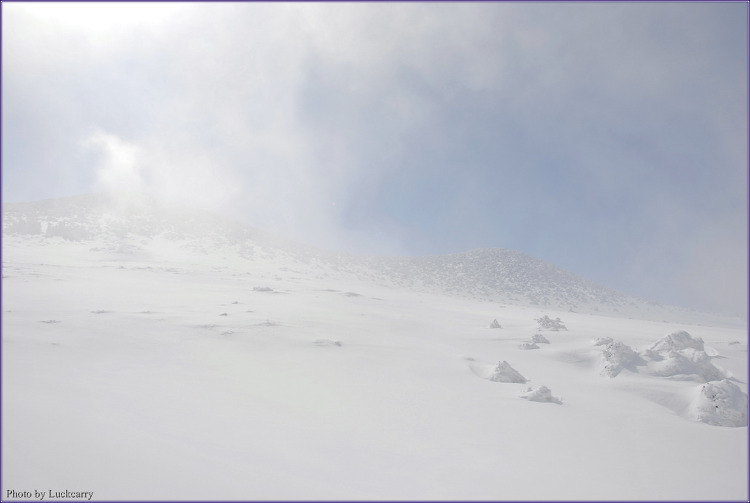 한라산 / 윗세오름