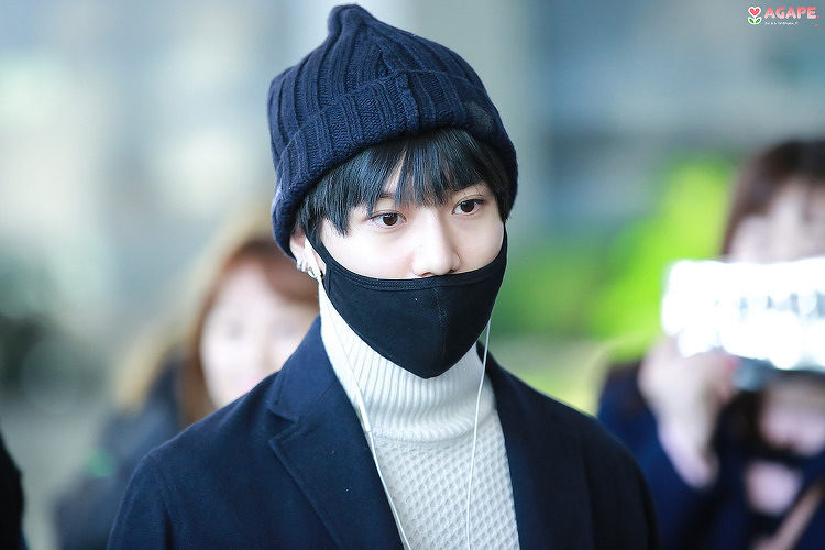 [1st update] 170310 Taemin - Gimpo airport