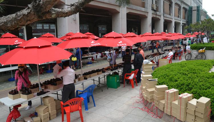 2014년 성수동 수제화 마켓 슈슈마켓 일정안내 (8월 휴장, 9월 둘째주 재계장 예정)