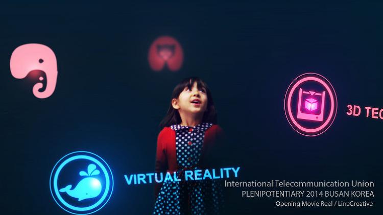 International Telecommunication Union PLENIPOTENTIARY 2014 BUSAN KOREA / LINECREATIVE