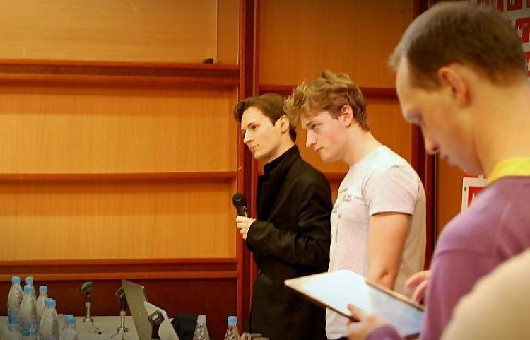 텔레그램 창업자 ... 러시아 떠난 정치 망명객