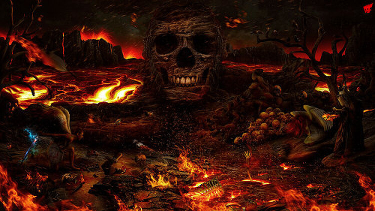 포토샵 CS6 합성 지옥 (Photoshop CS6 Phooto Manipulation Hell)