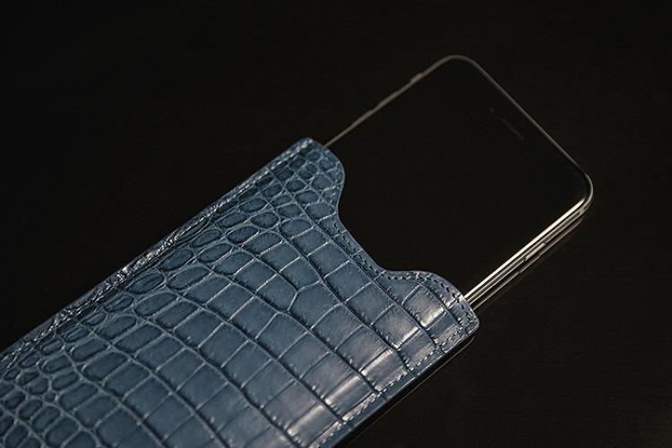 몽블랑 아이폰 케이스가 그리웠다면, 바바로사 커스텀 아이폰6 플러스 케이스 제작기
