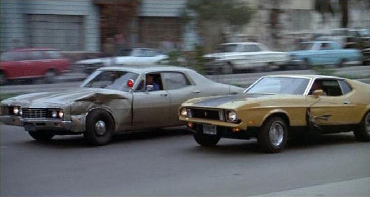영화속 자동차: 식스티 세컨즈, 1973 옐로우 머스탱 패스트백