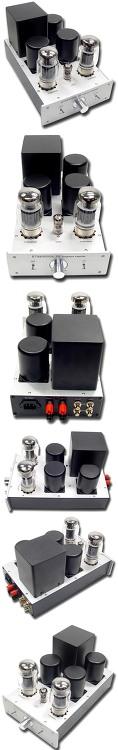 KT88/6550A S.E 인티 앰프 ('변강쇠')하드 와이어링 일반형 키트/수입 오디오 수리 / 부천 한국음향