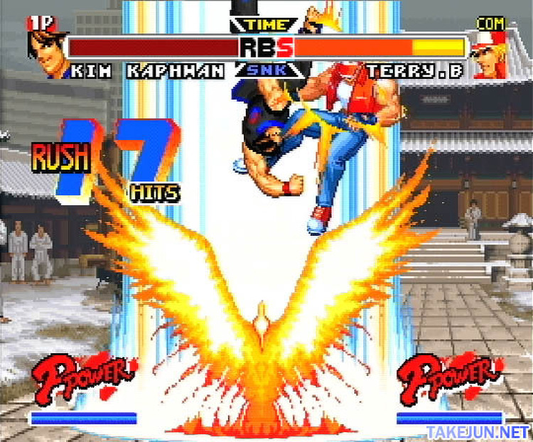 [ABOUT SNK 12] SNK vs CAPCOM