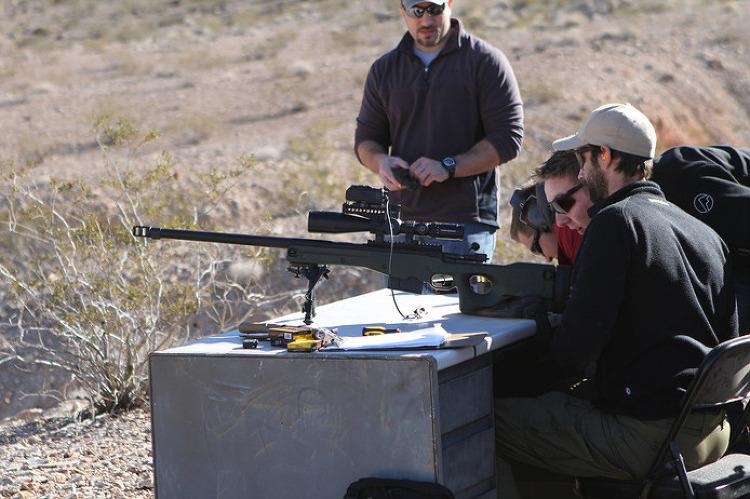 SHOT SHOW 2014 : Media Day