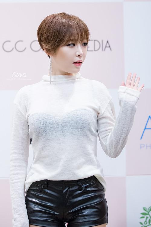 2016.01.01 오크밸리 포토월 가인 직찍 재보정