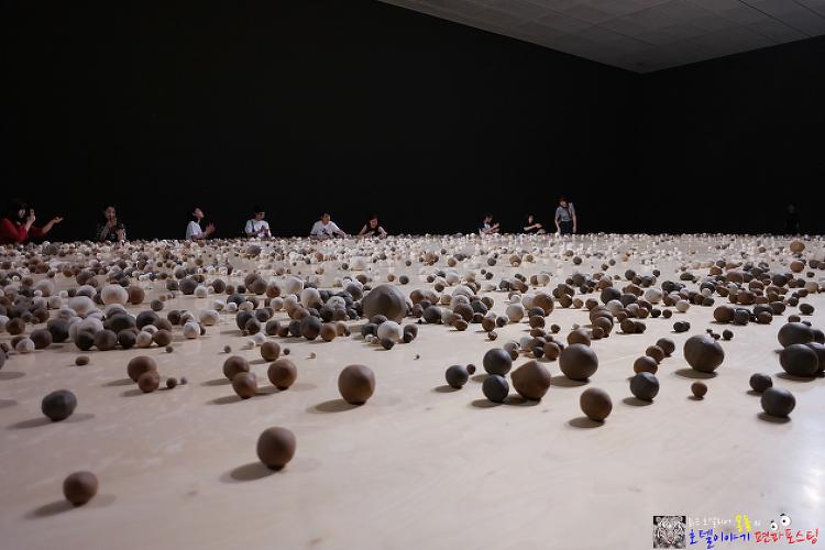 국립현대미술관 현대차 시리즈 2016 : 김수자- 마음의 기하학
