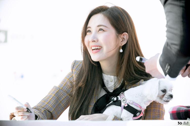 181103 서울시 반려동물 등록 활성화 캠페인 팬사인회 - 서현