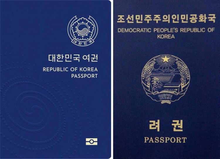 세계 각국의 여권 표지는 어떤 색일까