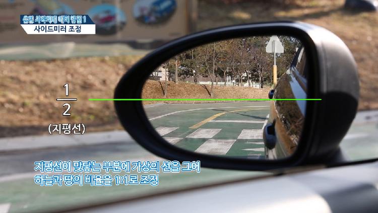 운전 사각지대 대처 방법 알고 계신가요?