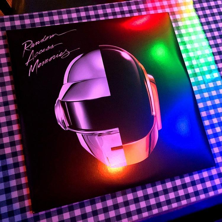 다프트 펑크 (Daft Punk) - RANDOM ACCESS..