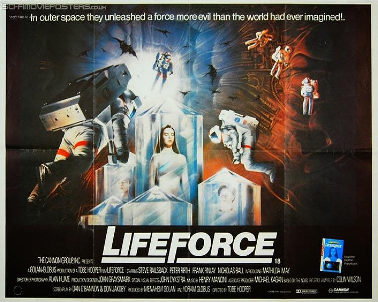 뱀파이어(Lifeforce.1985)