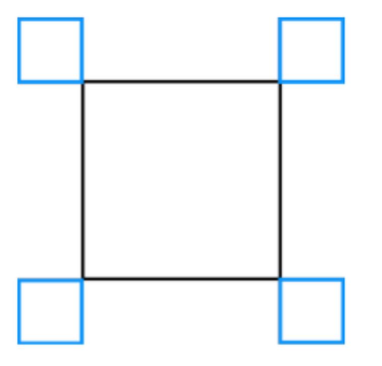 2014년 비버챌린지 문제 중 Right rectangles