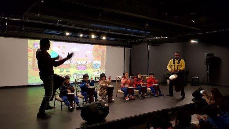 글로벌제이아트홀, 무료 어린이 세계문화예술..