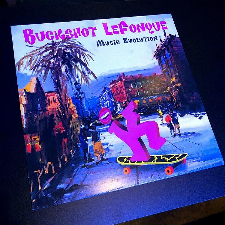 벅샷 르퐁크 (Buckshot Lefonque) - MUSIC E..