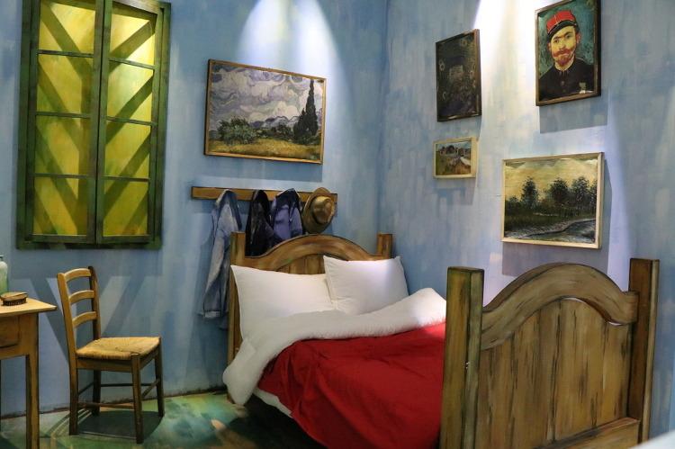 [부산전시]반고흐의 삶이 녹아 있는 본다빈치스퀘어 부산 반고흐 빌리지전