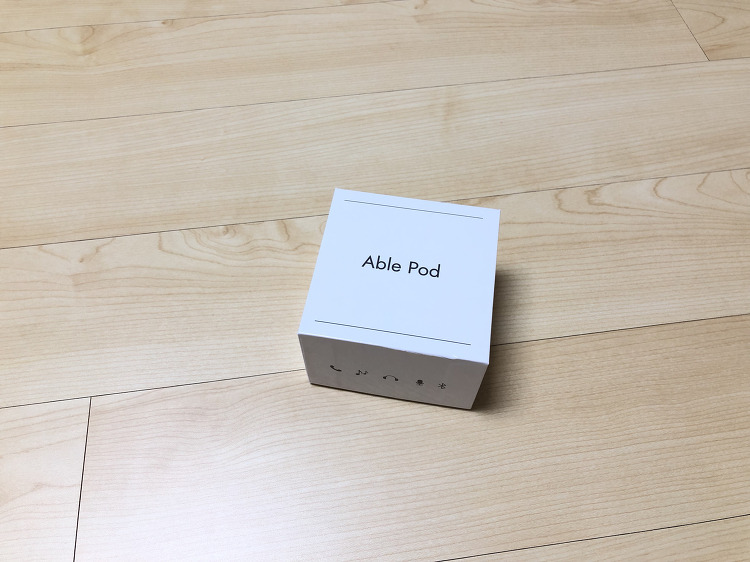 가성비 최고 에이블팟 무선 이어폰 블루투스 득탬 올더라이프 구매(가짜라 더좋은 에어팟)