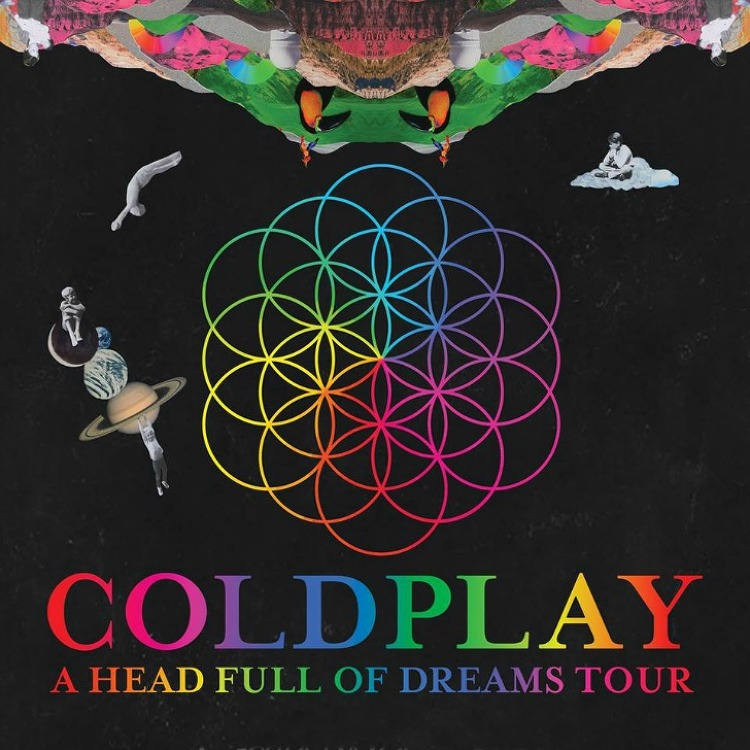 COLDPLAY - AHFOD Tour Full Concert