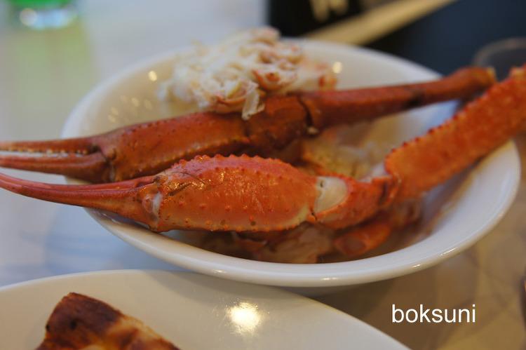 가고시마 여행 (6) 호텔 교세라 저녁뷔페