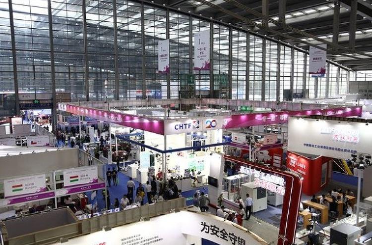 중국 최대 첨단기술 전시회 CHTF 2018 개최