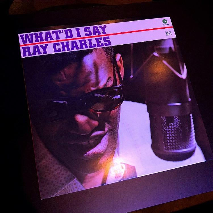 레이 찰스 (Ray Charles) - WHAT'D I SAY (20..