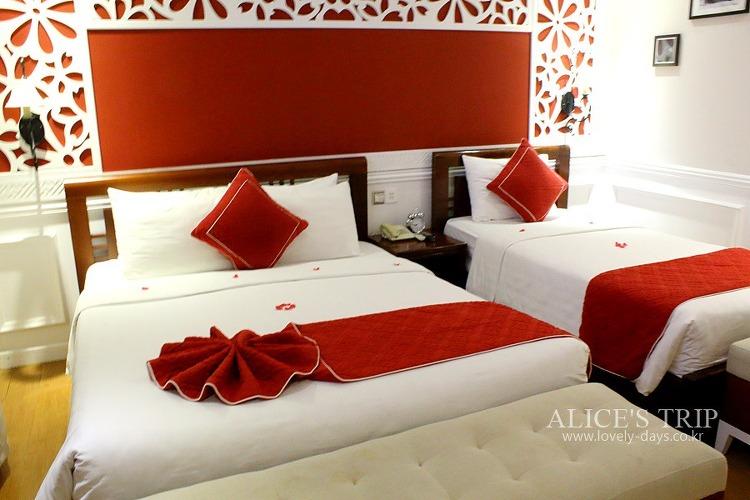 하노이 호텔, 진심이 담긴 친절에 감동했던, 올드쿼터의 라 보떼 드 하노이 호텔(La Beaute De Hanoi Hotel) 가성비 갑!
