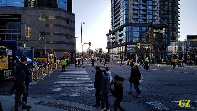 2018년 토론토 승합차 돌진 공격 추모제