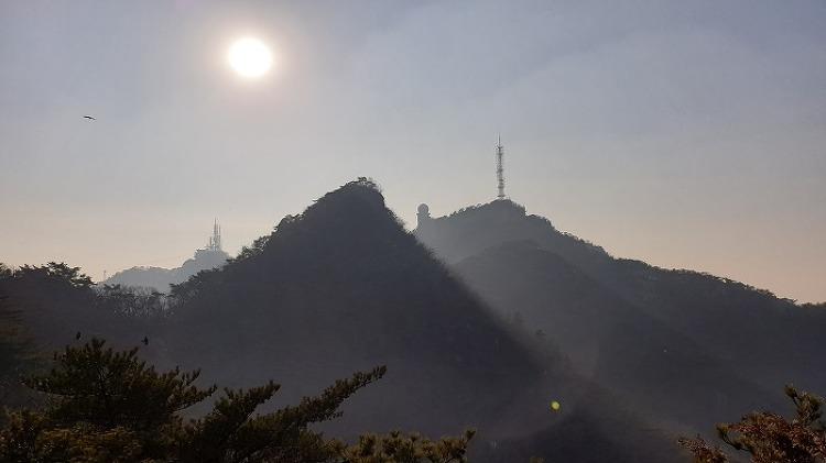 [송년산행] 관악산 181222
