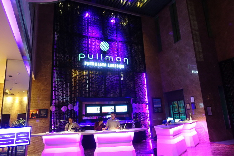 Pullman Putrajaya Lakeside (풀만 푸트라자야 레이크사이드)