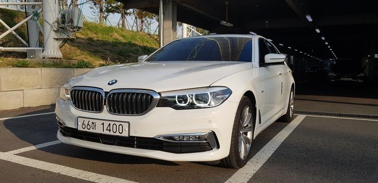 BMW 520i 럭셔리 간단 시승기 비교