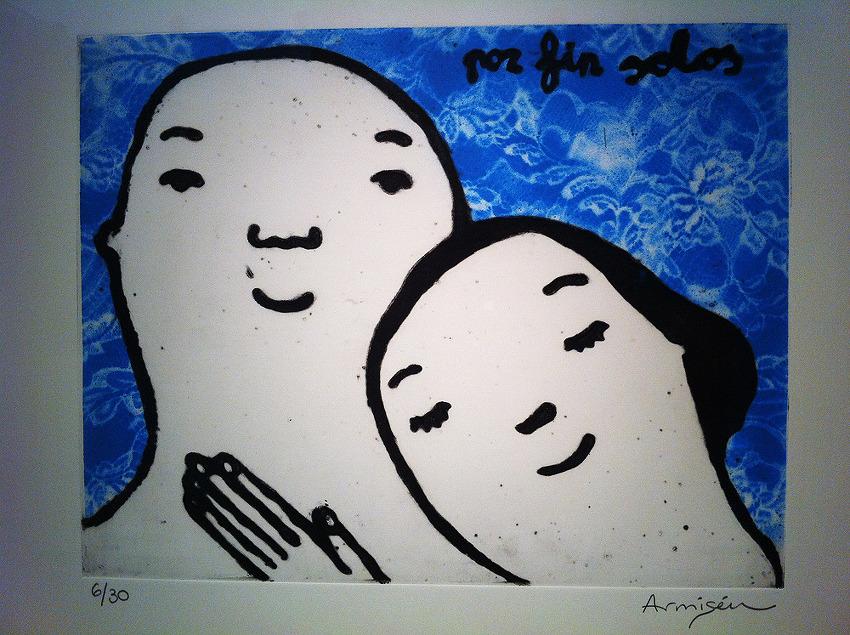 [롯데갤러리] 롯데 에비뉴엘 본점 - 에바 알머슨 展